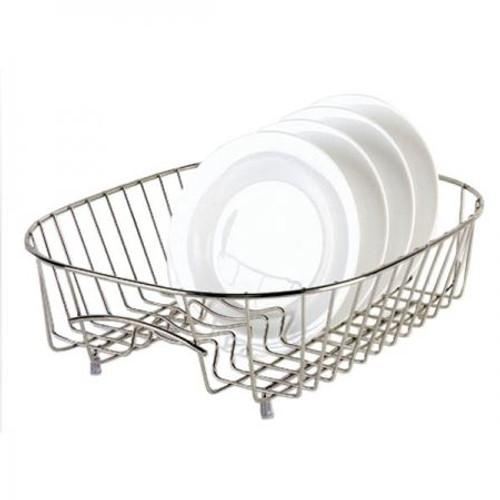 Delfinware Stainless Steel Plate Sink Basket