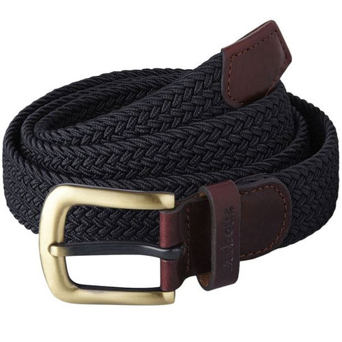Barbour Stretch Webbing Belt