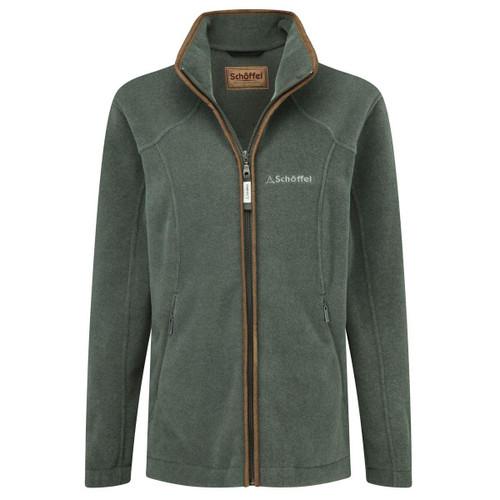 Fern Schoffel Womens Burley Fleece Jacket