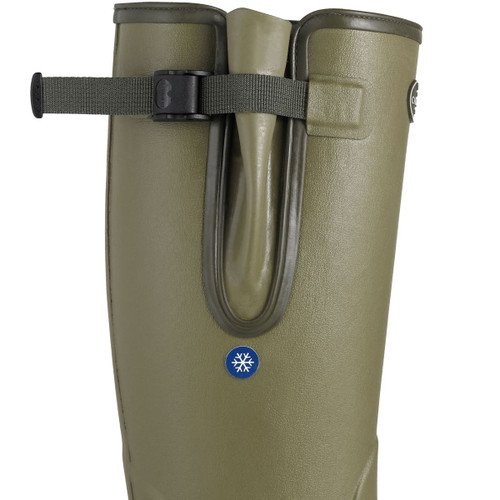 Le Chameau Vierzonord Extreme Wellington Boot with Extreme Logo