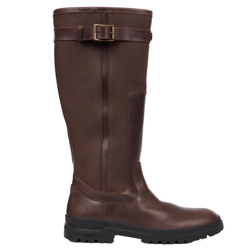 Le Chameau Classic Label Ladies Chasseur Neo Boots Side
