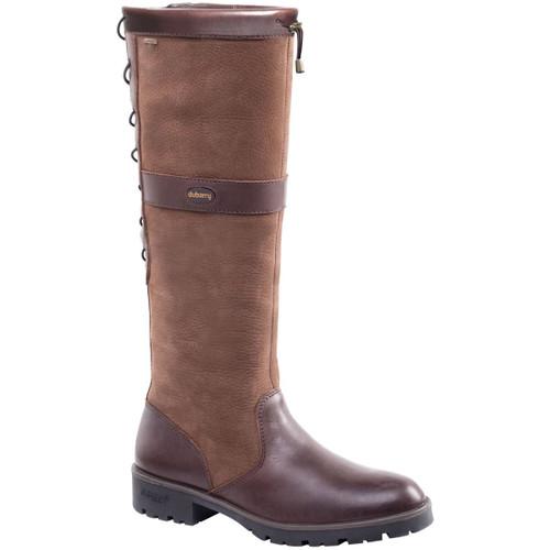 Dubarry Glanmire Boots in Walnut