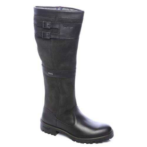 Dubarry Longford Boots in Black