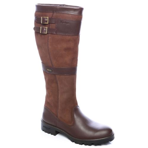 Dubarry Longford Boots in Walnut