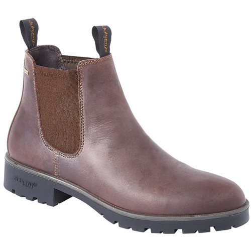 Dubarry Antrim Boots in Old Rum