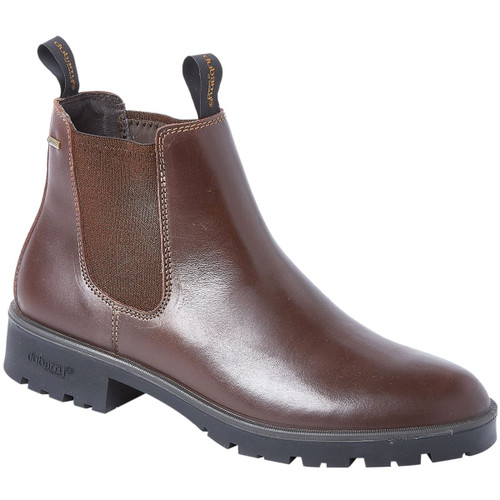 Dubarry Antrim Boots in Mahogany
