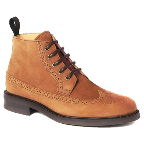 Dubarry Down Boots in Brown
