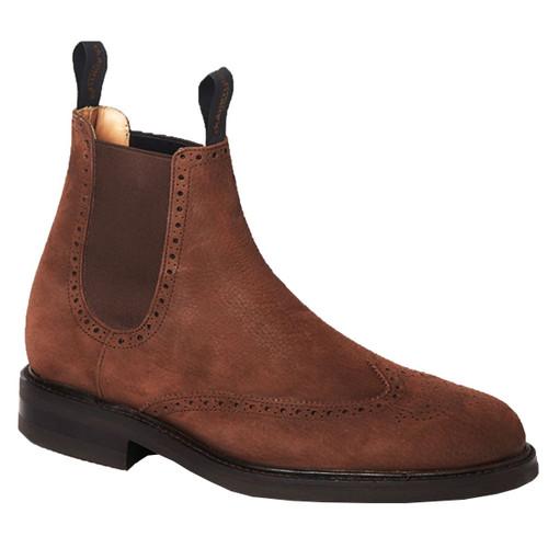 Dubarry Fermanagh Boots in Walnut