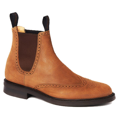 Dubarry Fermanagh Boots in Brown
