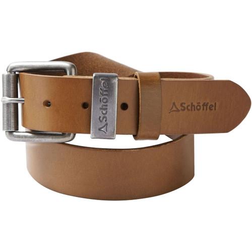 Schoffel Mens Leather Belt