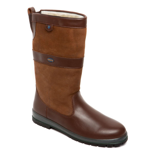Dubarry Donegal Boots in Walnut