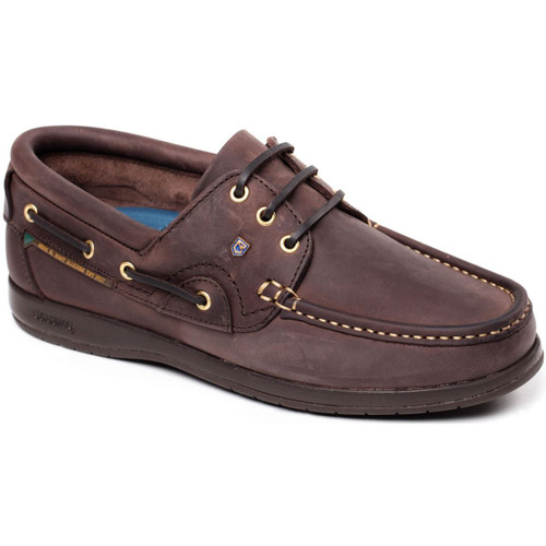 Dubarry Commodore X LT Deck Shoes in Old Rum