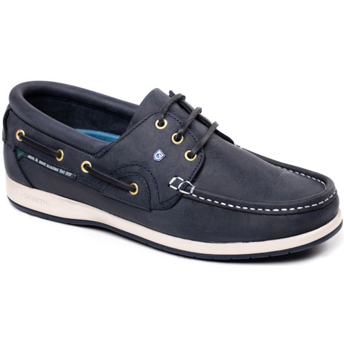 Dubarry Commodore X LT Deck Shoes in Navy