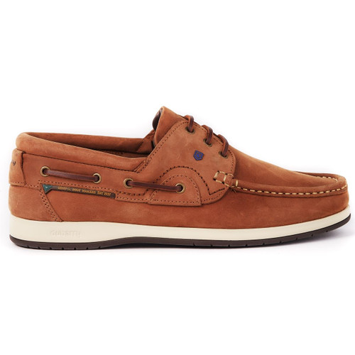 Dubarry Commodore X LT Deck Shoes in Tan