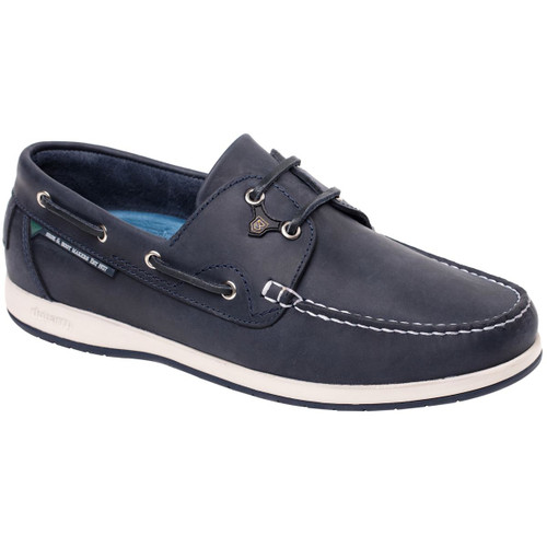 Dubarry Sailmaker X LT Deck Shoes in Navy
