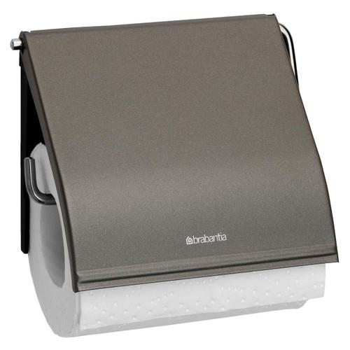 Platinum Brabantia Toilet Roll Holder