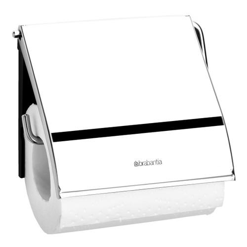 Brilliant Steel Brabantia Toilet Roll Holder