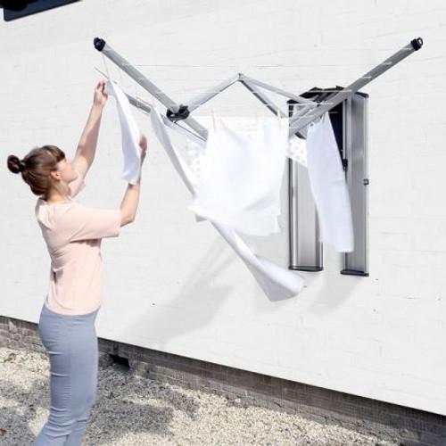 Brabantia Wallfix Dryer With Storage Box