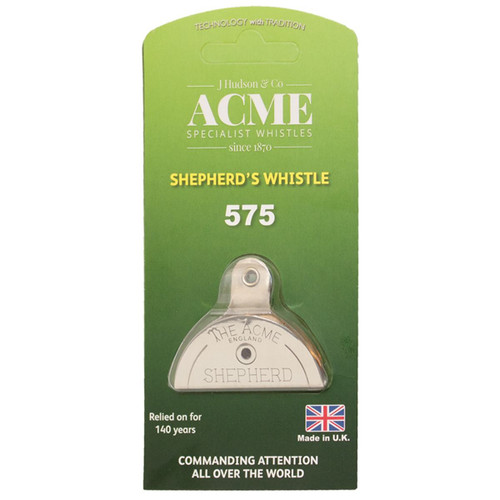 Acme Nickel Shepherds Mouth Whistle