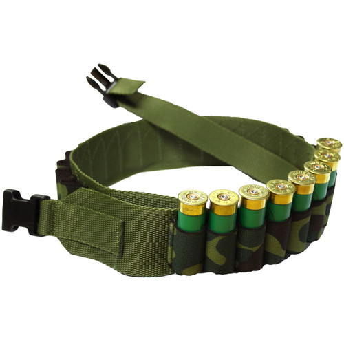 Bisley Universal Cartridge Belt Camo