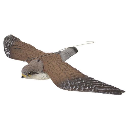 Flying Kestrel Decoy
