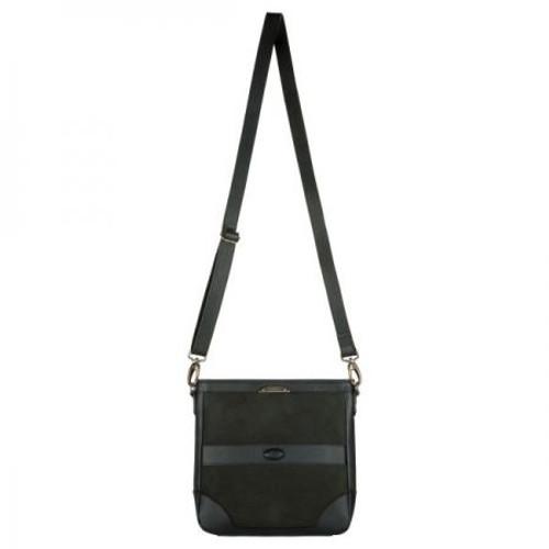 Dubarry Ardmore Messenger Bag in Black