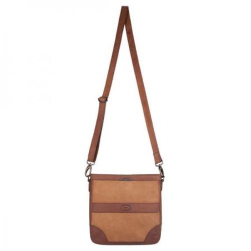 Dubarry Ardmore Messenger Bag in Brown