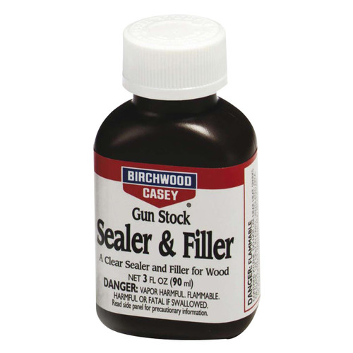 Birchwood Casey Gun Stock Sealer & Filler