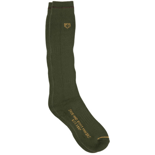 Dubarry Boot Socks Long in Olive