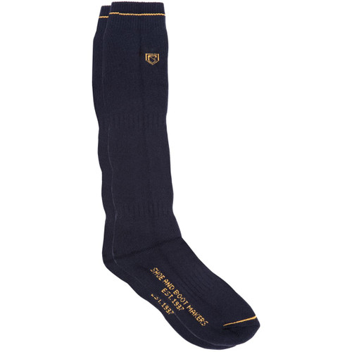 Dubarry Boot Socks Long in Navy