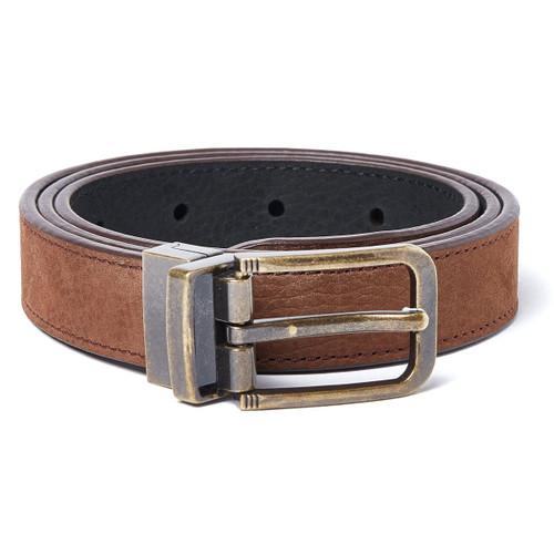 Dubarry Foynes Belt in Walnut