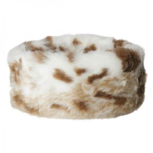 Dubarry Ladies Faux Fur Headband in Lynx