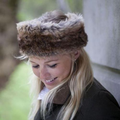 Dubarry Ladies Faux Fur Headband