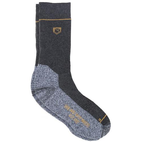 Dubarry Kilkee Short PrimaLoft Socks in Graphite