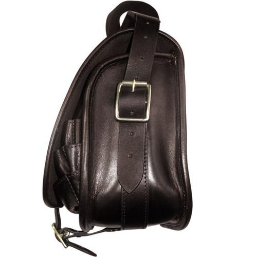 Dark Brown Teales Premier Leather Loader Bag