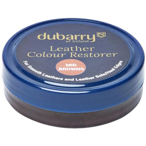 Dubarry Leather Colour Restorer Cream Mid Brown