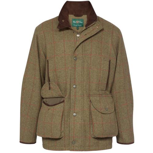 Sage Alan Paine Mens Combrook Field Coat
