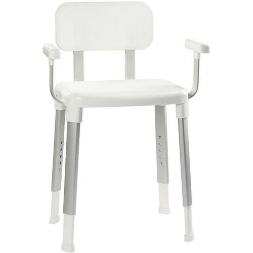 Croydex Modular Shower Seat With Arms