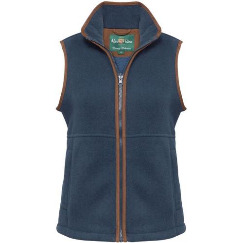 Blue Steel Alan Paine Womens Aylsham Fleece Waistcoat