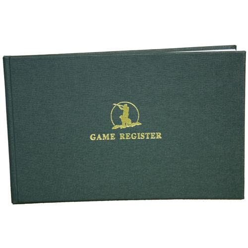 Bisley Game Register