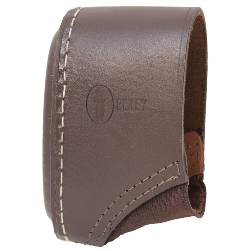 Bisley Leather Slip On Recoil Pad