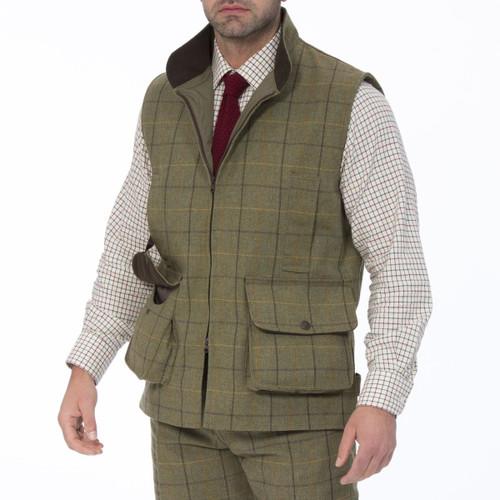 Alan Paine Mens Rutland Waistcoat
