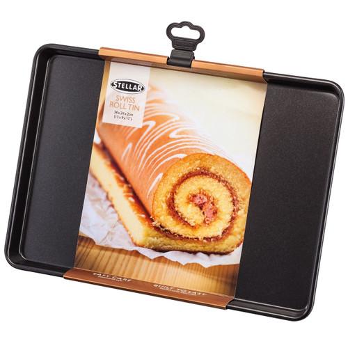 Stellar Bakeware Non-Stick Swiss Roll Tin