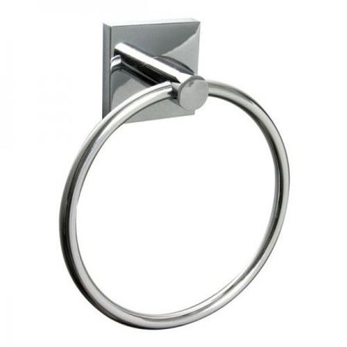 Beem Cube Collection Towel Ring