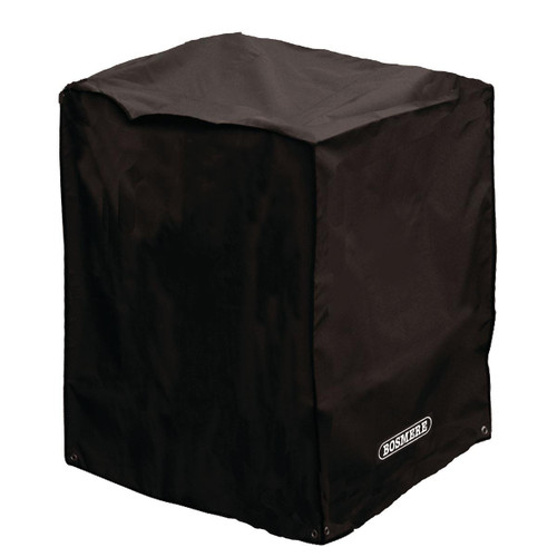 Storm Black Small Square Fire Pit Cover