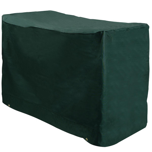 Bosmere Dark Green Cafe Set Cover 2 Seater