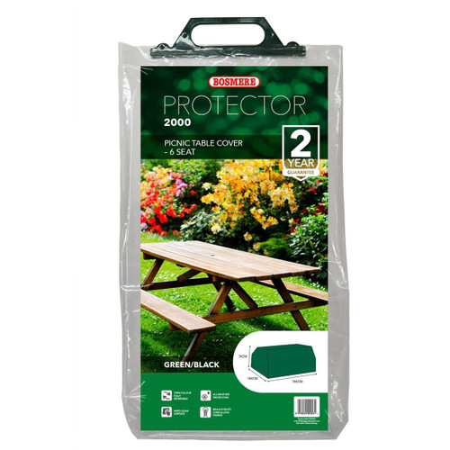 Bosmere Protector 2000 Picnic Table Cover