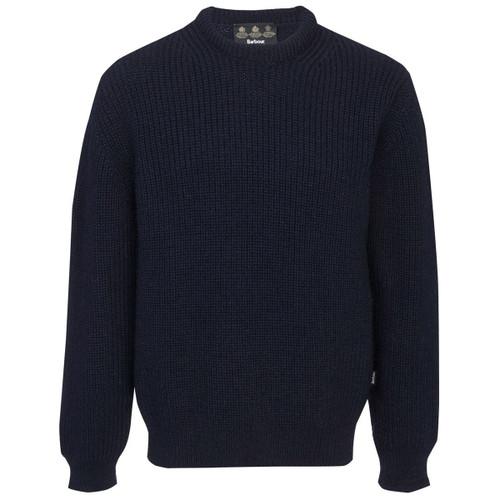 Barbour New Tyne Crew Neck Sweater