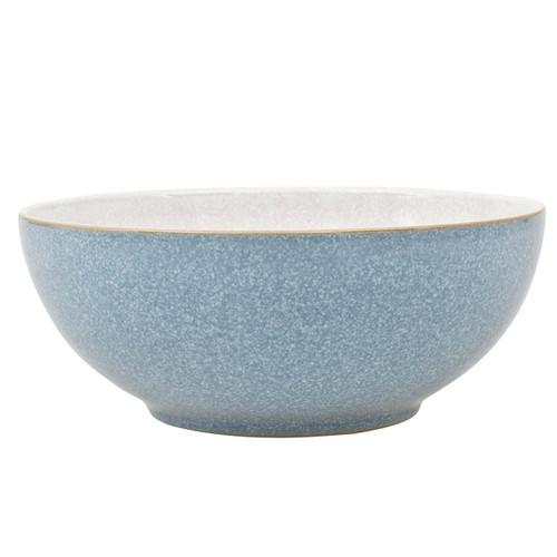 Denby Elements Light Blue Cereal Bowl