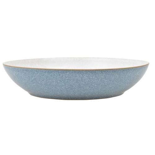 Denby Elements Light Blue Pasta Bowl
